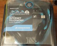 3 x Sennheiser PC 8 USB - Stereo USB Headset for PC and MAC