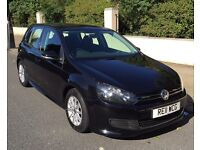 Well Maintained Volkswagen Golf 1.6 TDI BlueMotion 2011 Fully Serviced at Main Dealer ��0 Road Tax