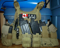 paintball eagle industrie plate carrier