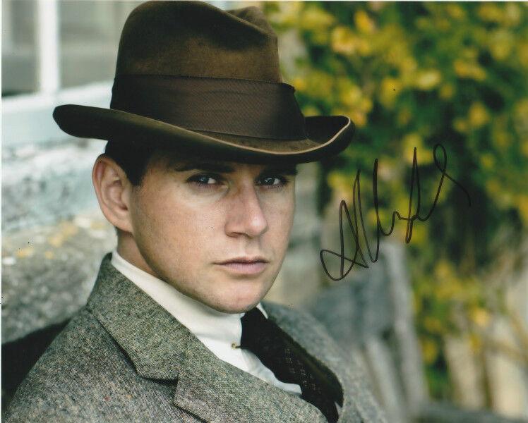 Allen Leech Downton Abbey Autographed Signed 8x10 Photo COA D