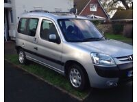 NOW REDUCED Peugeot partner 1.4 petrol 03 plate