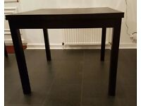 Extendable Dining Table & 4 Chairs - Ikea, Good Condition
