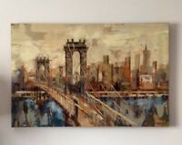 "24""x35"" Canvas Print New York, only $20"