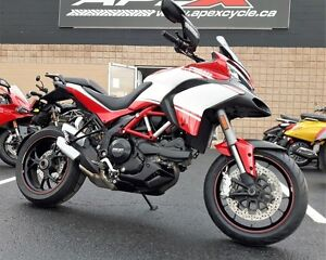 2014 Ducati Multistrada 1200 S Pikes Peak Kitchener / Waterloo Kitchener Area image 1