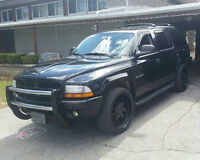 Suv crossover find great deals on used and new cars amp trucks in - 2002 Dodge Durango R T Suv Crossover