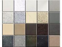 Granite and Quartz Kitchen Worktops Greater London Supply and Installation