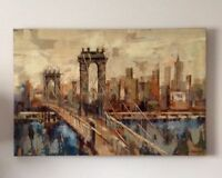 "24""x35""canvas Print New York, sell for only $20"