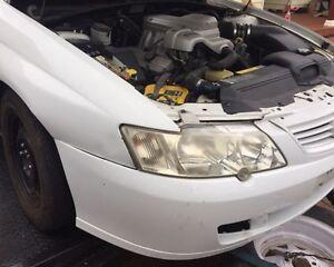 Holden Commodore VY S UTE WRECKING 3.8LITRE V6 PARTS Granville Parramatta Area Preview