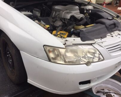 Holden Commodore VY S UTE WRECKING 3.8LITRE V6 PARTS