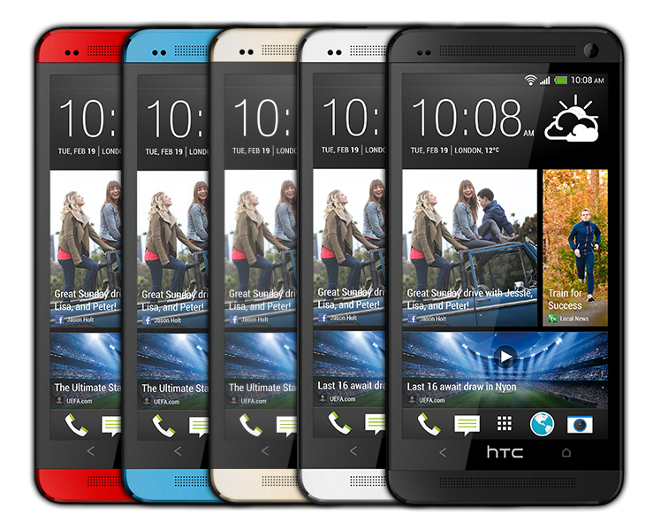 Htc One - HTC One M7 6500 32GB Verizon Wireless 4G LTE Android Smartphone - All Colors