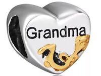 Grandma Pandora Charm