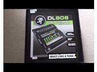 Mackie DL806 Digital Mixer