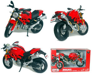 Ducati Scale Models by Maisto