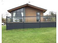 Luxury wentwood 42x20 lodge 2 bed room 2 bathroom in the beautiful Scottish boarders