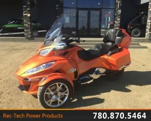 2019 Can-Am Spyder RT Limited Chrome
