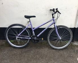 "LADIES TOWNSEND MOUNTAIN BIKE 18"" FRAME £45"
