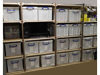 Commercial Racking Shelving ideal for Large Garage LD1 Mid Wales