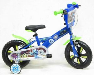 disney monsters 12 zoll kinderfahrrad kinder fahrrad. Black Bedroom Furniture Sets. Home Design Ideas