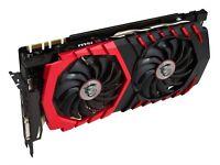MSI GTX 1070 High end graphics card