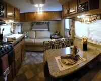 RV FOR RENT KAMLOOPS BC  TRAVEL TRAILER