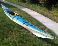 Kayak de mer, 16 pieds