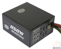 Cooler Master 850W Silent Pro Power Supply With 30Days Warranty