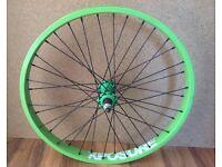 Xposure BMX Front Wheel/Rim