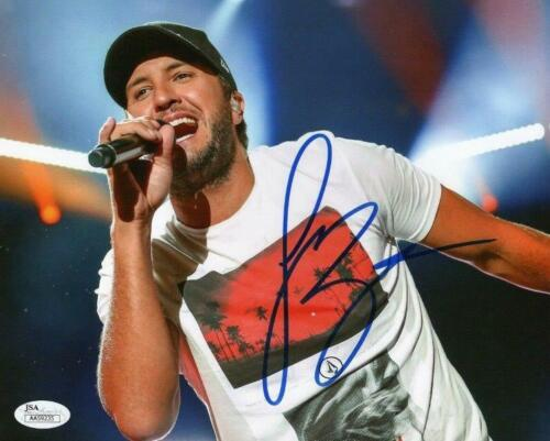REPRINT - LUKE BRYAN Country Autographed Signed 8 x 10 Photo Poster RP