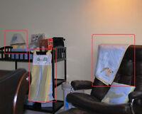 9-pieces crib set - ensemble lit de bébé