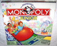 Monopoly Jr Board Game