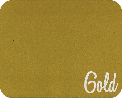 19 X 5 Yards - Stahls Glitter Heat Transfer Vinyl - Smooth Glitter Htv - Gold