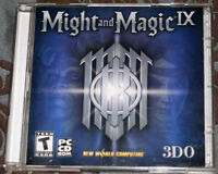 Might and Magic IX  (PC, 2002) RPG