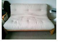 Sofa and mattress