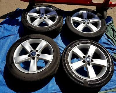 "Ford Galaxy 17"" Alloy Wheels PCD 5x108mm 7Jx17 ET55 225/50R17 6M2J1007BB"