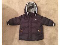 Baby boy Timberland puffer jacket