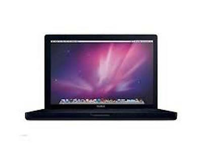 Upgraded Apple Black MacBook Core 2 Duo 2.4ghz 4gb RAM 250gb HD