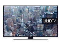 """40"""" Samsung 4K Ultra HD Smart LED TV Series 6 JU6400 warranty and delivered"""