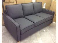**John Lewis** Three Seater Sofa, New & Unused.