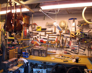 R & T Music Studio and Luthier Services