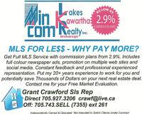 Full Service Minimum Commission Real Estate Service