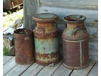Old rusty items wanted