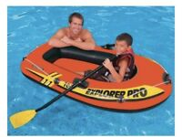 Brand new intex explorer PRO 100 boat dingy
