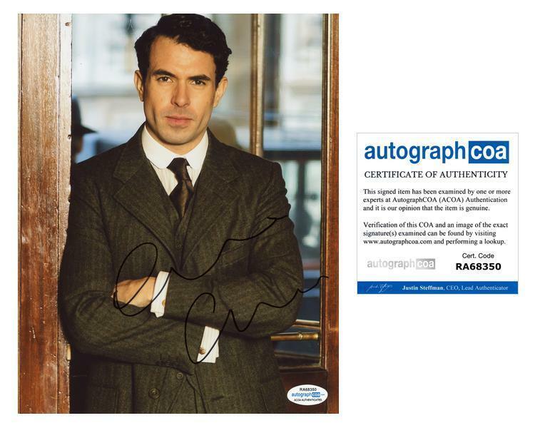 "Tom Cullen ""Downton Abbey"" AUTOGRAPH Signed 8x10 Photo ACOA"