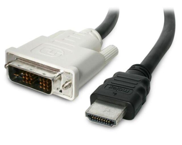 StarTech.com (5m) HDMI to DVI-D Cable - M/M