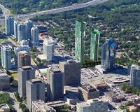 One Bedroom Condo for Rent, $1400, Yonge/Sheppard, North York