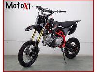 MotoX1 brand new YX140 140cc stomp Pitbike dirtbike
