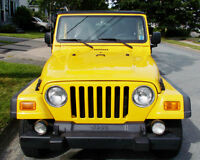 2006 Jeep TJ, only 74,000 K, Rarely used !