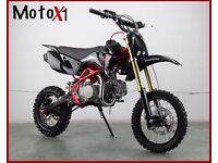 MotoX1 YX-140 race ready pitbike dirtbike cr kx sx (stomp engine pitbike)