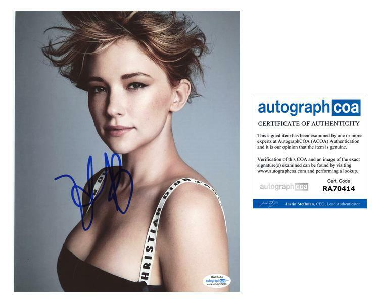 Haley Bennett AUTOGRAPH Signed 8x10 Photo B ACOA