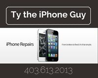 Ty the iPhone Guy - iPhone and iPad repair
